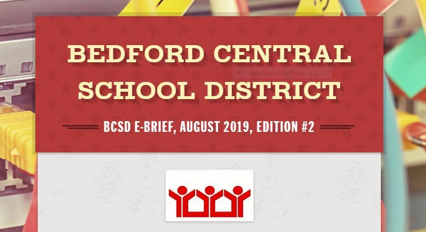 Summer 2018 Edition of the BCSD Superintendent's Scoop